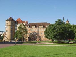 Altes Schloss Old Castle Stuttgart photo