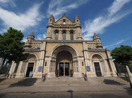 St Anne Cathedral in Belfast photo