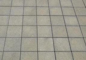 Concrete pavement texture photo