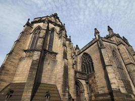 Catedral de St Giles en Edimburgo foto