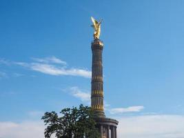 Angel statue in Berlin photo