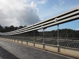 Puente colgante de Clifton en Bristol foto