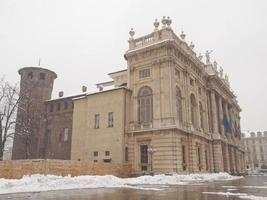 palazzo madama, turín foto