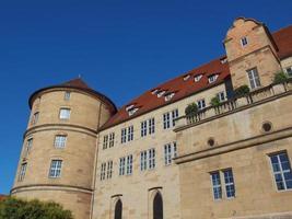 Altes Schloss Old Castle, Stuttgart photo