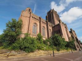 Liverpool Cathedral in Liverpool photo