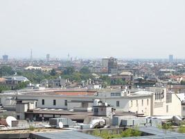 View of Milan photo