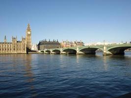 Puente de Westminster, Londres foto