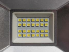 proyector de luz led foto