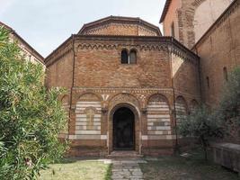Iglesia de Santo Stefano en Bolonia foto