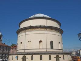 Gran Madre church, Turin photo