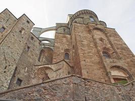 Sacra di San Michele abbey photo