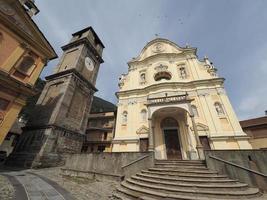Parish Church in Quincinetto photo