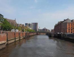 HafenCity in Hamburg photo