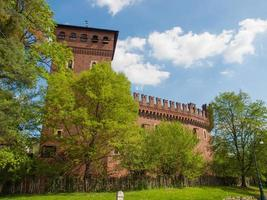 Medieval Castle Turin photo