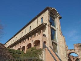 castello di rivoli, italia foto
