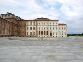 Venaria Reale palace photo