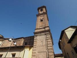 San Giuseppe church in Alba photo