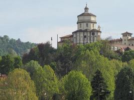 Cappuccini church in Turin photo