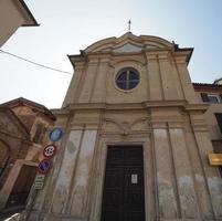 iglesia de san rocco en san mauro foto