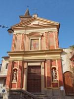 Santa Croce church, Rivoli photo