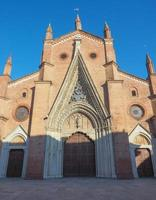 Chieri Cathedral, Italy photo