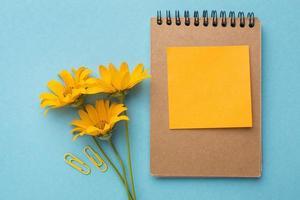 elementos del día del maestro de composición creativa foto