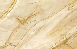 Luxury Beige Gold Marble Background vector