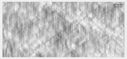 estructura metálica de matriz abstracta del edificio. vector