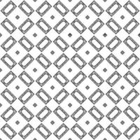 Abstract Pattern rectangle hand painted Vector illustration