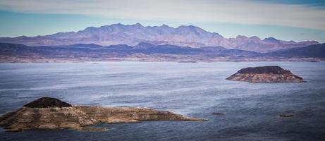 Scenes at Lake Mead, Nevada Arizona stateline photo