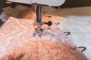 coser algo bonito foto