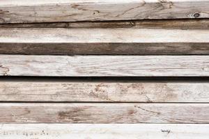 Horizontal Wood Planks photo