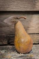 rustic golden pear photo