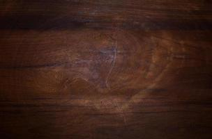 Dark wood texture background surface with old natural photo