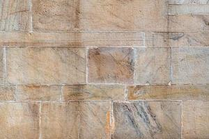 Fondo de textura de pared de piedra. foto