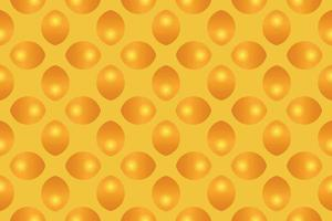 Abstract Pattern lemon gradient Vector illustration