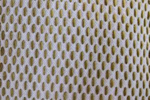 Close Up texture of fabric backgrounds photo