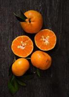 Fresh orange food photography photo