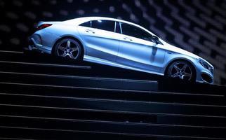 Modern Technology Cars in Fair Show photo
