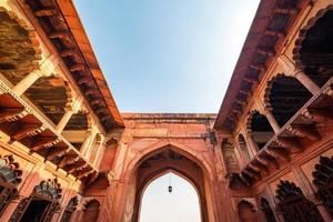 Agra Fort in Agra photo