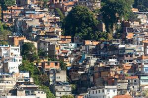 Cerro de las cabras en Río de Janeiro, Brasil foto