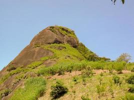 view from Lost Peak Pico do Perdido in Grajau, Rio de Janeiro. photo
