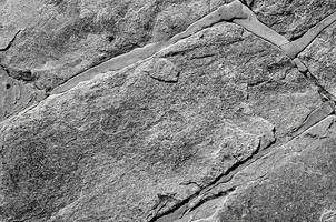 grandes secciones de piedra de fondo. foto