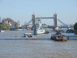 Tower Bridge, London photo