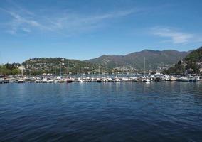 View of Lake Como photo