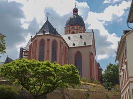 St Stephan church Mainz photo