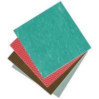 Linoleum sample isolated photo