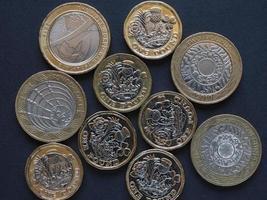 2 pound coin, United Kingdom photo