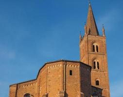 San Domenico church in Chieri photo