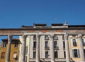 Colonne di San Lorenzo Milan photo